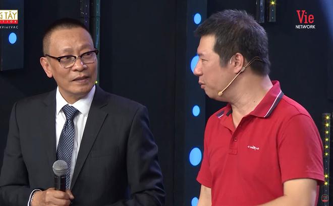 Bình luận viên Quang Huy: Tranh cãi với MC Lại Văn Sâm và bị mắng, phải thay đổi con người