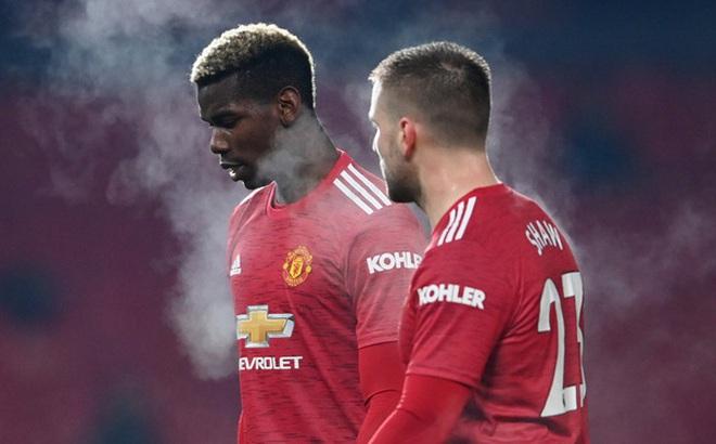 Manchester United mất 3 trụ cột trước trận đấu với Liverpool