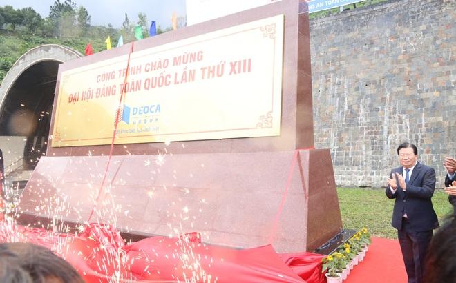 Tại sao hầm Hải Vân 2 khánh thành nhưng chỉ cho lưu thông trong 20 ngày?