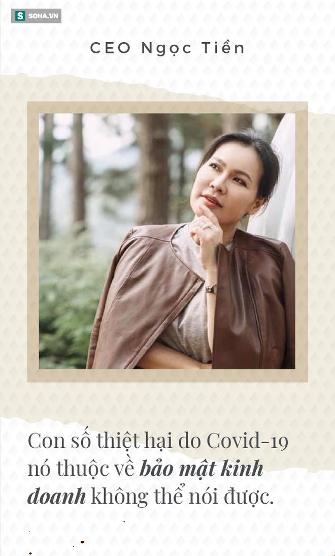 CEO Ngọc Tiền - vợ Quý Bình: Từ cô bé làm môi giới bán đất năm lớp 9 đến đại gia nghìn tỷ - Ảnh 5.