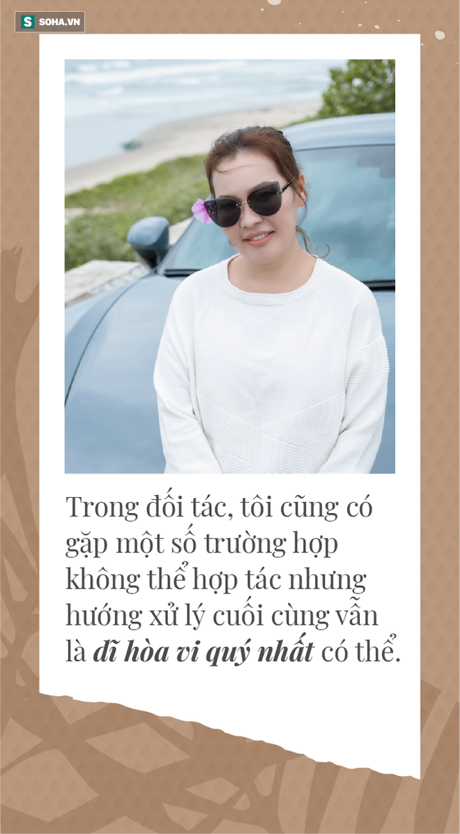 CEO Ngọc Tiền - vợ Quý Bình: Từ cô bé làm môi giới bán đất năm lớp 9 đến đại gia nghìn tỷ - Ảnh 7.