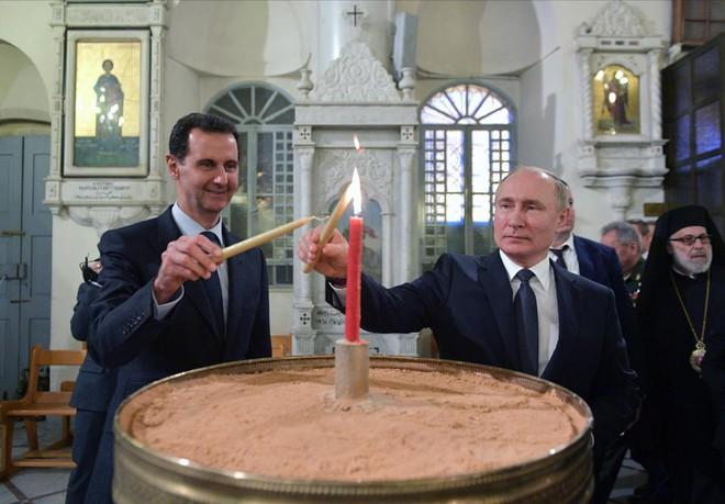 Lần đầu công bố: Hé lộ bí mật bất ngờ về chuyến thăm Syria của TT Putin - Ảnh 1.