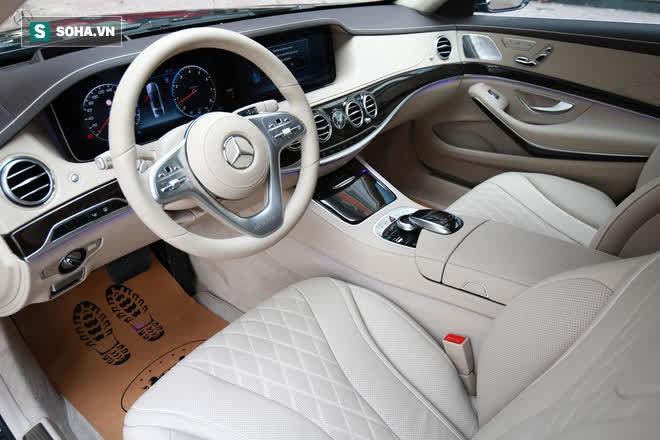 Mercedes-Maybach S650 Pullman phục vụ ông chủ người Việt đẳng cấp cỡ nào? - Ảnh 7.