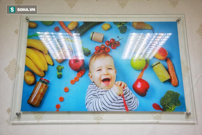Bức tranh lạ về trẻ con trong căn phòng của Phó Tổng Giám đốc Saigon Foods - Ảnh 5.