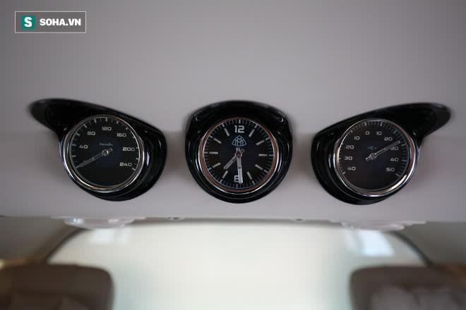 Mercedes-Maybach S650 Pullman phục vụ ông chủ người Việt đẳng cấp cỡ nào? - Ảnh 11.
