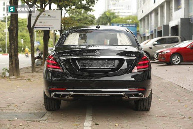 Mercedes-Maybach S650 Pullman phục vụ ông chủ người Việt đẳng cấp cỡ nào? - Ảnh 5.