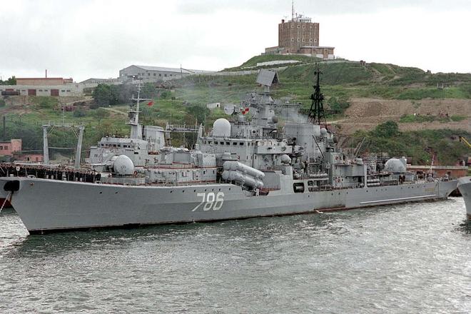 Tàu khu trục Nga bị đánh cắp thiết bị nặng 26 tấn: Kẻ nào dám to gan? - Ảnh 3.