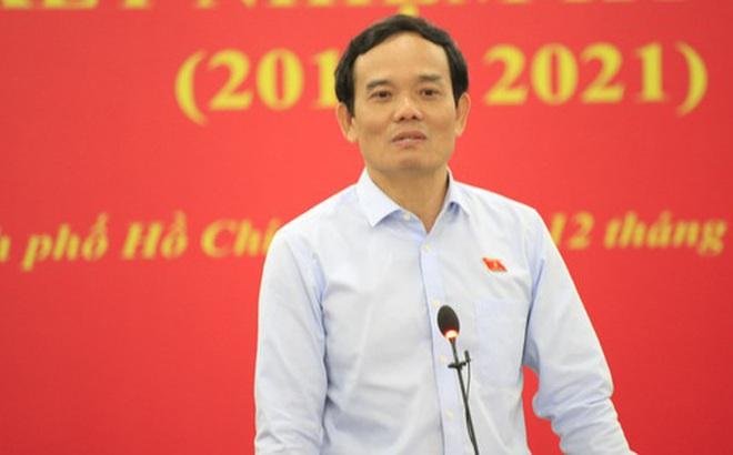 """Phó Bí thư Thường trực Thành ủy TP HCM: """"Tôi từng thấy """"khớp"""" trước Đoàn ĐBQH TP"""""""