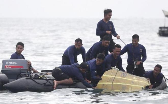 Kết luận sơ bộ nguyên nhân máy bay Indonesia vỡ nát