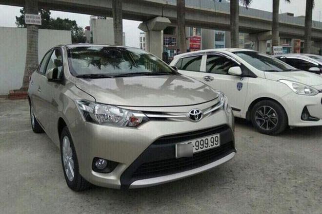 Toyota Vios biển ngũ quý 7 và những màn lên hương tiền tỷ của chiếc sedan hot nhất VN - Ảnh 5.