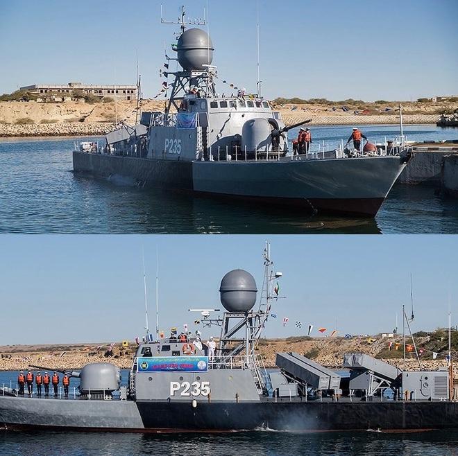 Soi lô tàu mới của HQ Iran: Đòn hiểm đánh vào mưu đồ bẻ từng chiếc đũa của Mỹ? - Ảnh 3.