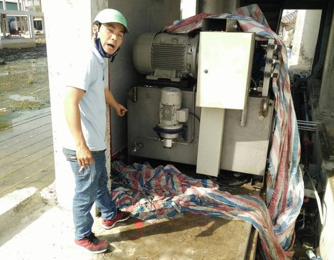 Bị 'đắp chiếu', siêu dự án chống ngập ở TPHCM thiệt hại hơn 45 tỷ đồng - Ảnh 1.