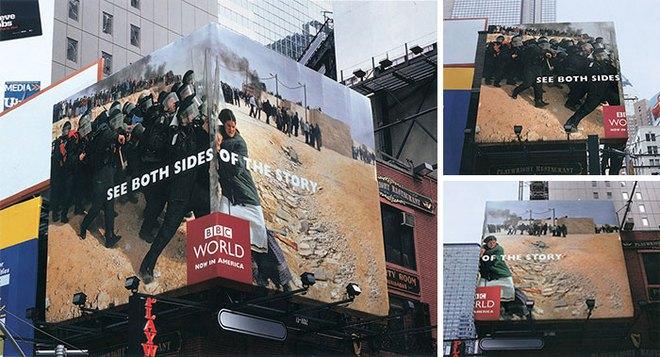 17 tấm biển quảng cáo đỉnh cao nhìn 1 lần là nhớ: Số 7 phải xem vào ban đêm mới hiểu - Ảnh 2.