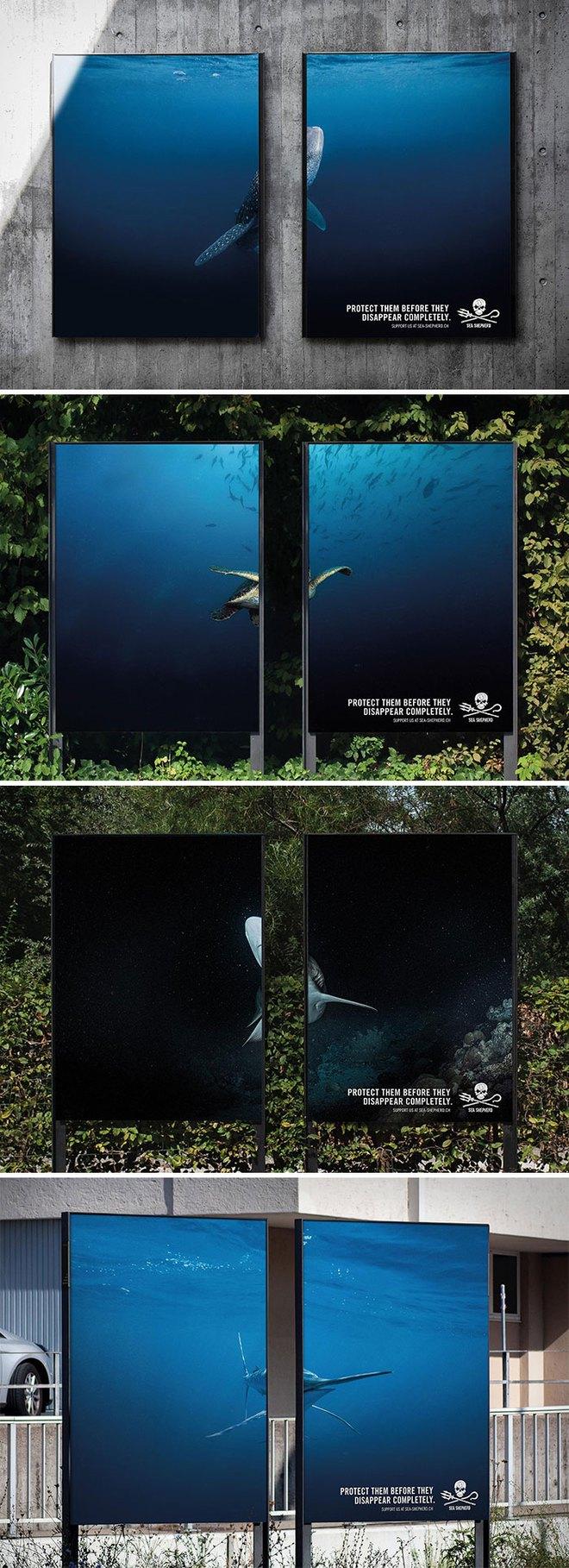 17 tấm biển quảng cáo đỉnh cao nhìn 1 lần là nhớ: Số 7 phải xem vào ban đêm mới hiểu - Ảnh 12.
