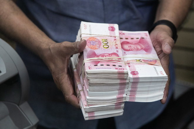 Nền kinh tế TQ đang phát triển mạnh: Món quà lớn Bắc Kinh dành cho Biden trước ngày nhậm chức? - Ảnh 1.