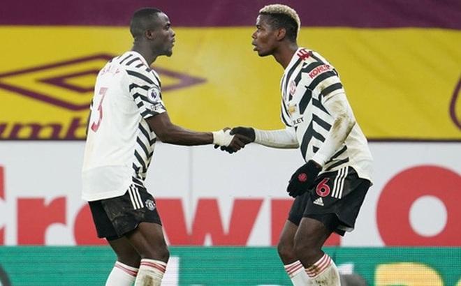 Chấm điểm cầu thủ MU vs Burnley: Pogba, Bailly rực sáng ngày
