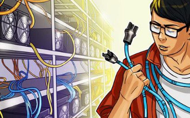 Bitcoin tăng giảm điện cuồng khiến chính dân đào tiền ảo cũng phải hoảng sợ