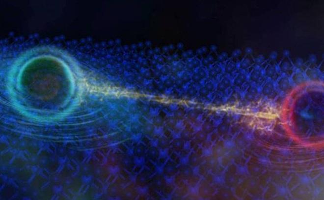 Tình cờ phát hiện dao động lượng tử trong chất cách điện: Có thể là hạt lượng tử hoàn toàn mới!