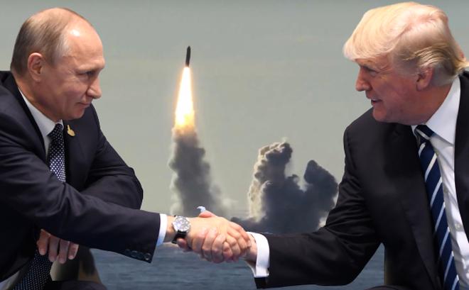 """Không cùng """"hạng cân"""", Nga vẫn có """"độc chiêu"""" khắc chế Mỹ"""
