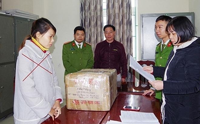 Tải ảnh căn cước trên mạng, lập nickname Hồng Nhung để lừa đảo