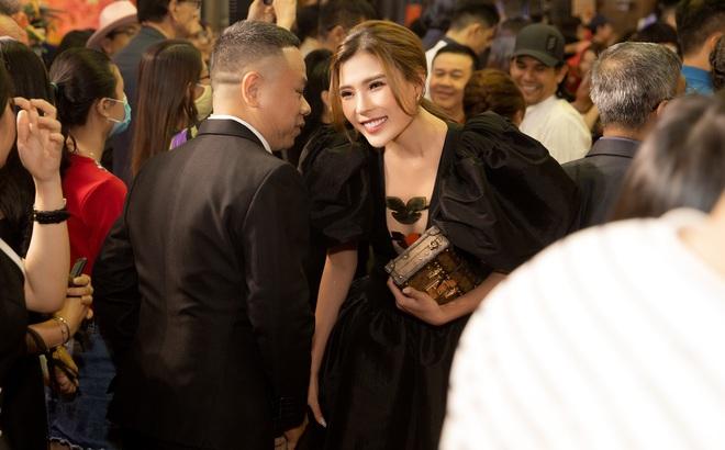Thúy Diễm nổi bật tại sự kiện, khen phim mới của Bình Minh