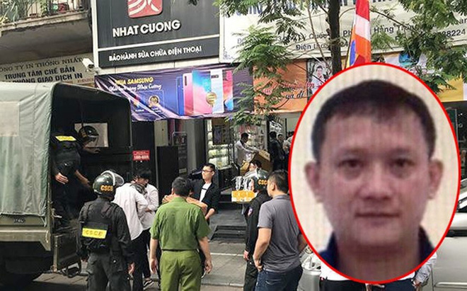 Ông chủ Nhật Cường Bùi Quang Huy thuê 9 đường dây vận chuyển hàng lậu từ Hồng Kông về Việt Nam