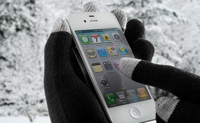 """Tiết lộ cách tránh """"rét"""" smartphone trong thời tiết lạnh giá"""