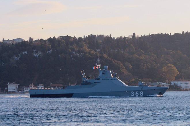 """Mỹ bất ngờ tung ra cáo buộc """"lạnh người"""" với Iran - Tàu chiến Nga thẳng tiến tới Syria - Ảnh 1."""