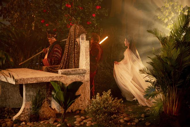 Ngô Kiến Huy gây thích thú khi hóa thân thành Tôn Ngộ Không  - Ảnh 9.