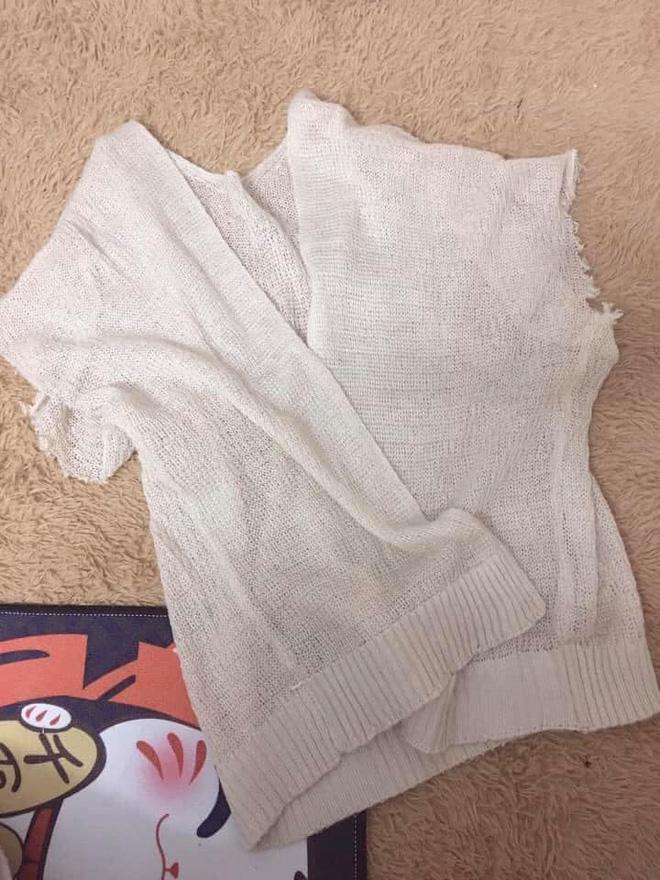 Mua được áo đẹp chưa kịp mặc, vợ giận tím mặt vì chồng lôi ra sử dụng vào mục đích khác - Ảnh 2.