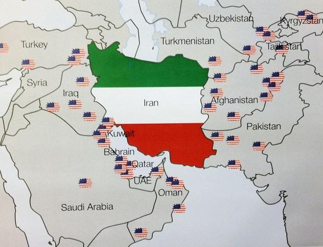Israel tấn công hàng loạt mục tiêu Iran ở Syria - Trung Đông dậy sóng, giao tranh dữ dội ở dải Gaza - Ảnh 1.