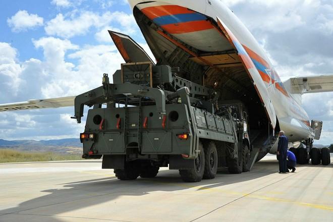 Sai lầm không thể dung thứ của Nga khi bán S-400 cho Thổ Nhĩ Kỳ - Ảnh 1.