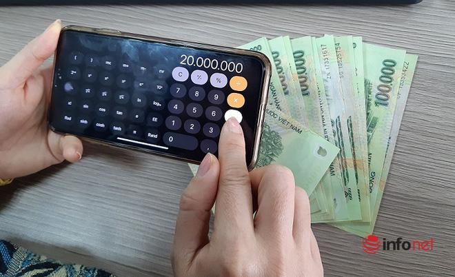 Thu nhập 20 triệu đồng/tháng có phải đóng thuế thu nhập cá nhân? Cách tính thuế TNCN mới nhất - Ảnh 1.