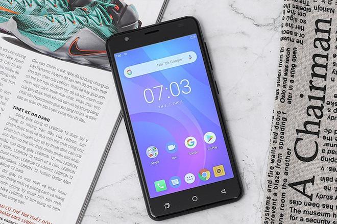 Những smartphone rẻ nhất Việt Nam, giá dưới 1 triệu đồng - Ảnh 1.