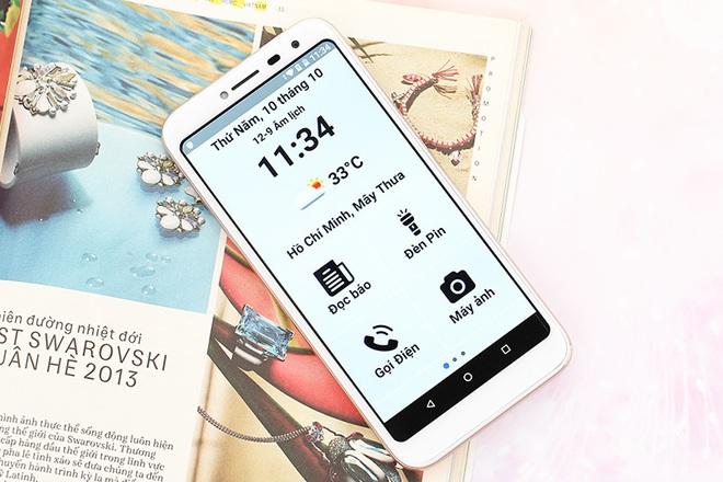 Những smartphone rẻ nhất Việt Nam, giá dưới 1 triệu đồng - Ảnh 2.