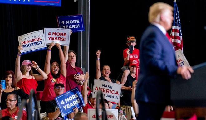 Đảng Cộng hòa tiến thoái lưỡng nan vì Tổng thống Trump - ảnh 2