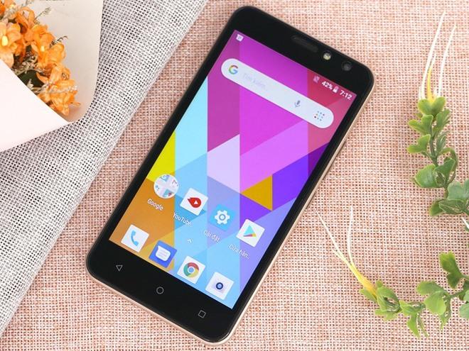 Những smartphone rẻ nhất Việt Nam, giá dưới 1 triệu đồng - Ảnh 6.
