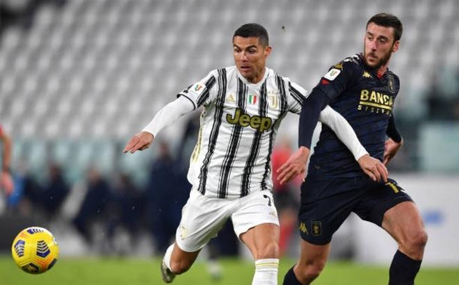 Ronaldo chưa thể đi vào lịch sử, Juventus nhọc nhằn vào tứ kết Cúp QG Italy