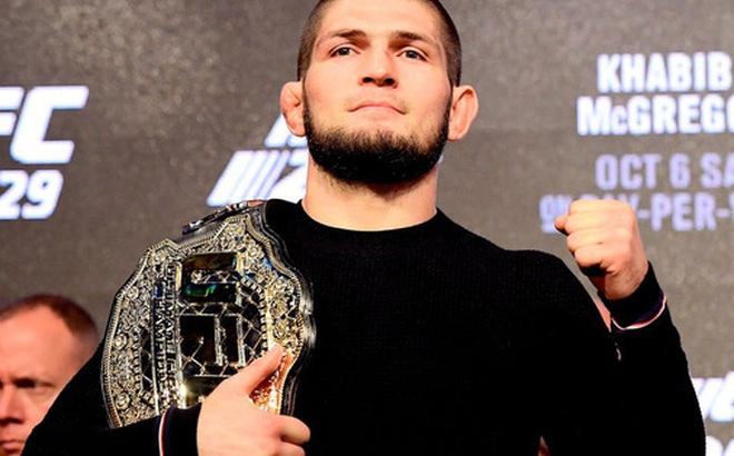 """Khabib từng """"không thể tin nổi"""", mất ngủ cả đêm vì được UFC ký hợp đồng"""