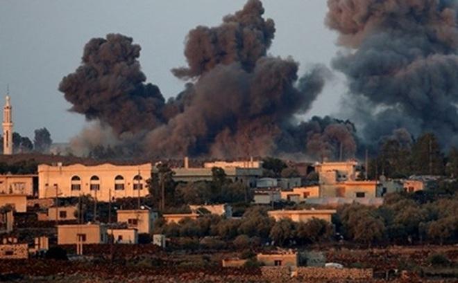 Tình báo Mỹ nhúng tay vụ Israel nã tên lửa hạ sát 57 người ở Syria
