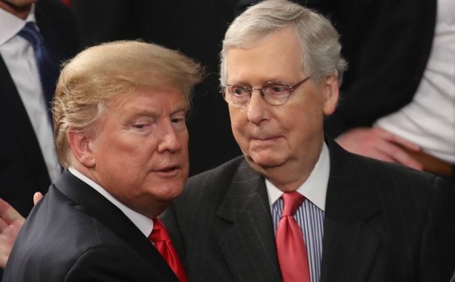 Bất đồng gay gắt, đảng Cộng hòa cân nhắc kết tội Tổng thống Trump tại Thượng viện
