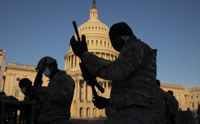 Sẽ có 20.000 binh sĩ bảo vệ lễ nhậm chức của ông Biden: Nguy cơ bạo loạn trở lại cao hơn bao giờ hết?
