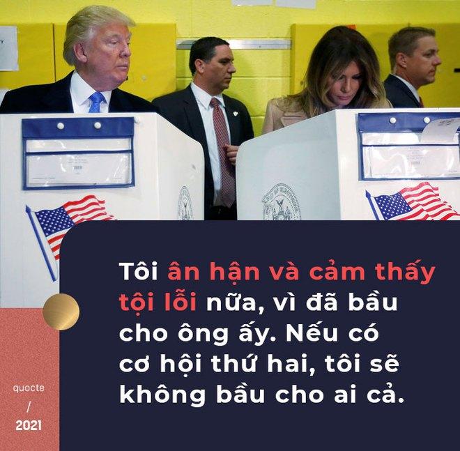 Người ủng hộ Tổng thống Trump sau ngày 6/1: Sụp đổ, bật khóc và mặc cảm t.ội l.ỗi - Ảnh 2.