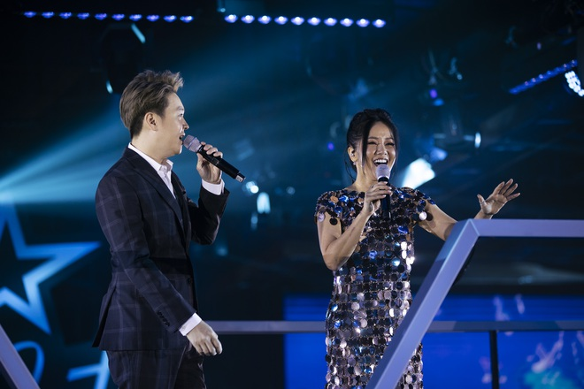 Diva Hồng Nhung cùng Lam Trường, Lê Hiếu hát lại loạt hit đình đám - Ảnh 5.