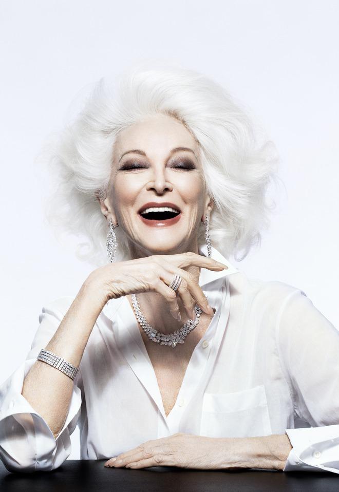 Siêu mẫu 90 tuổi: Đừng bị giới hạn bởi sự già nua, hãy là chính mình như khi đang trẻ khỏe - Ảnh 10.