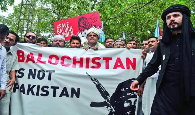 Các phiến quân truy đuổi Trung Quốc ra khỏi Pakistan là ai? - Ảnh 2.
