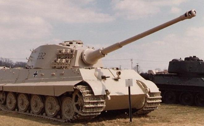 """Vì sao """"kẻ hủy diệt"""" Tiger II không phải cỗ xe tăng mạnh nhất?"""