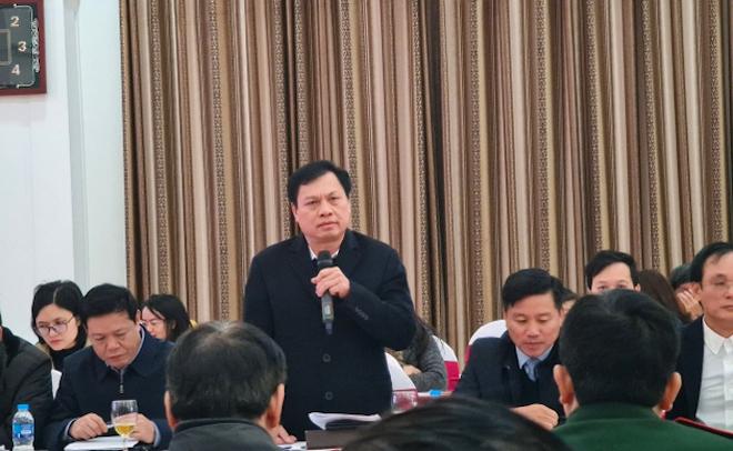 Dự án bệnh viện nghìn tỷ lớn nhất Bắc Trung Bộ chậm tiến độ nhiều năm, bị cưỡng chế vì nợ thuế - Ảnh 4.