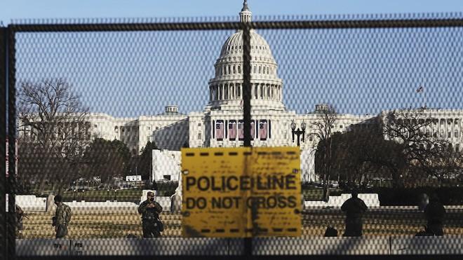 Diễn tập lễ nhậm chức của ông Biden bị hoãn, Washington chuẩn bị cho điều tồi tệ nhất - Ảnh 1.