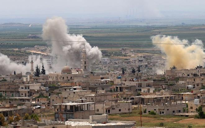 Chiến sự Syria rực lửa: Tấn công đẫm máu chưa từng có, QĐ Syria có thể mất Palmyra? - Ảnh 2.